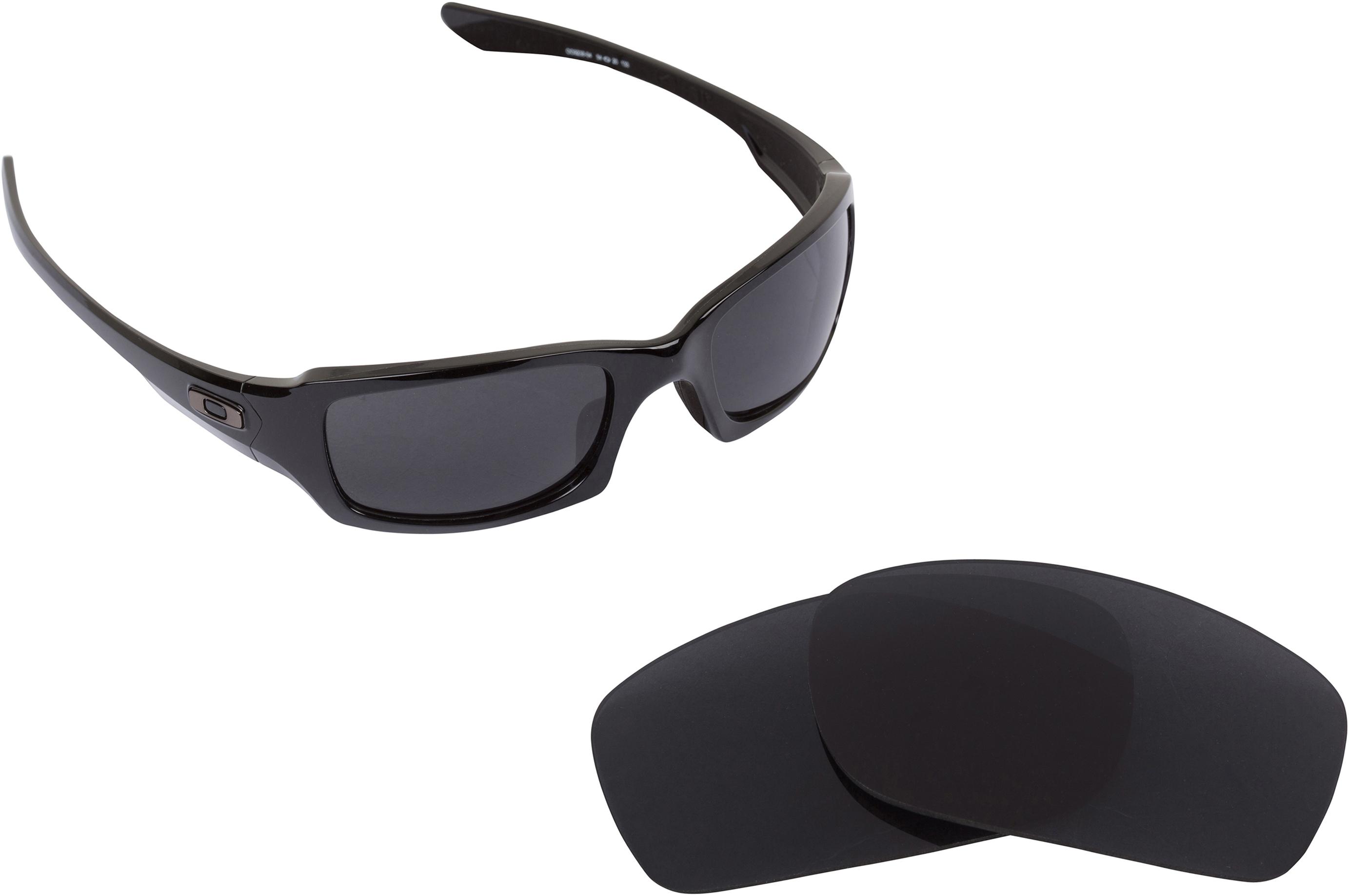 oakley fives squared polarised  oakley sunglasses