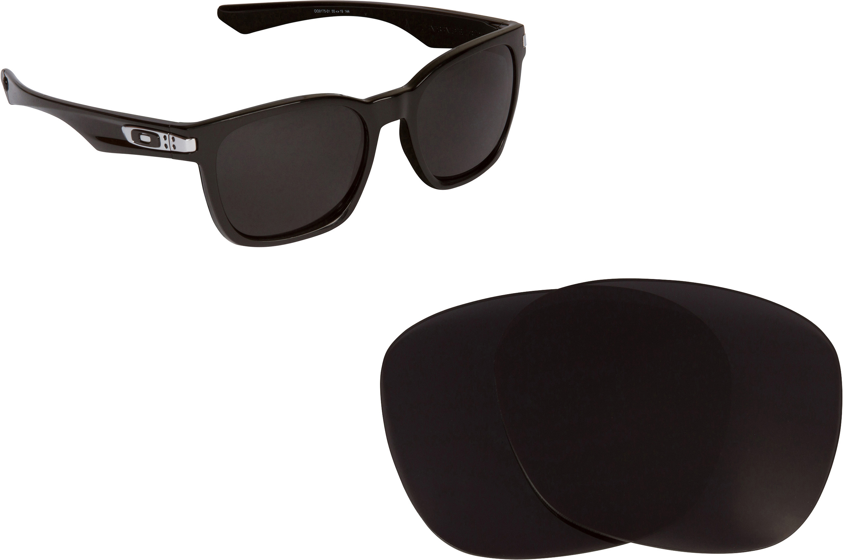 oakley garage rock lenses