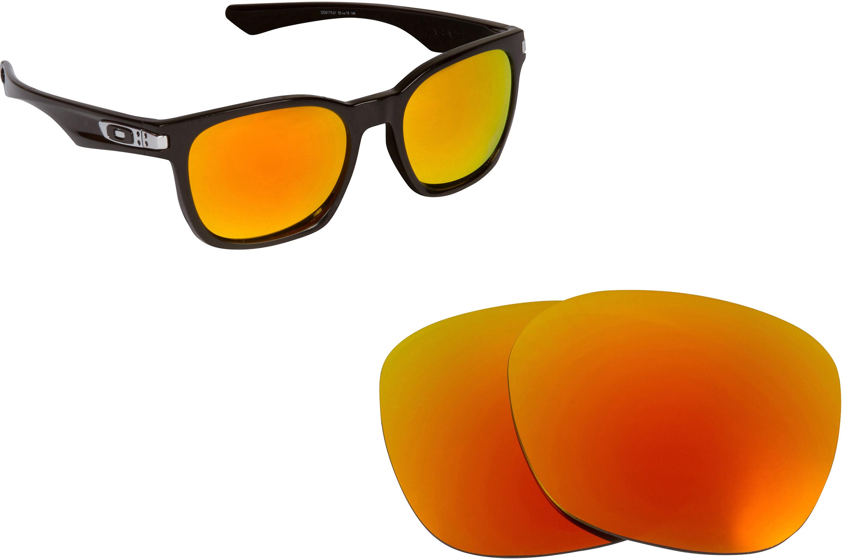 aftermarket oakley lenses  oakley garage rock
