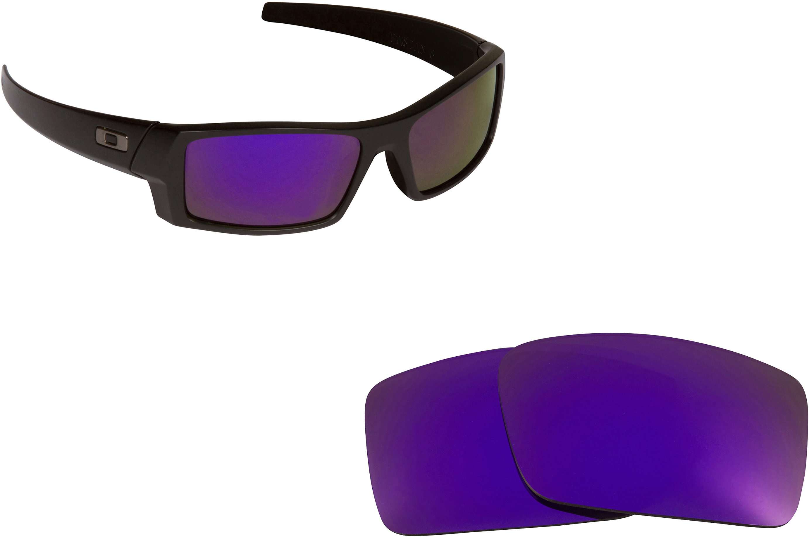 oakley goggle replacement lenses  oakley gascan s purple