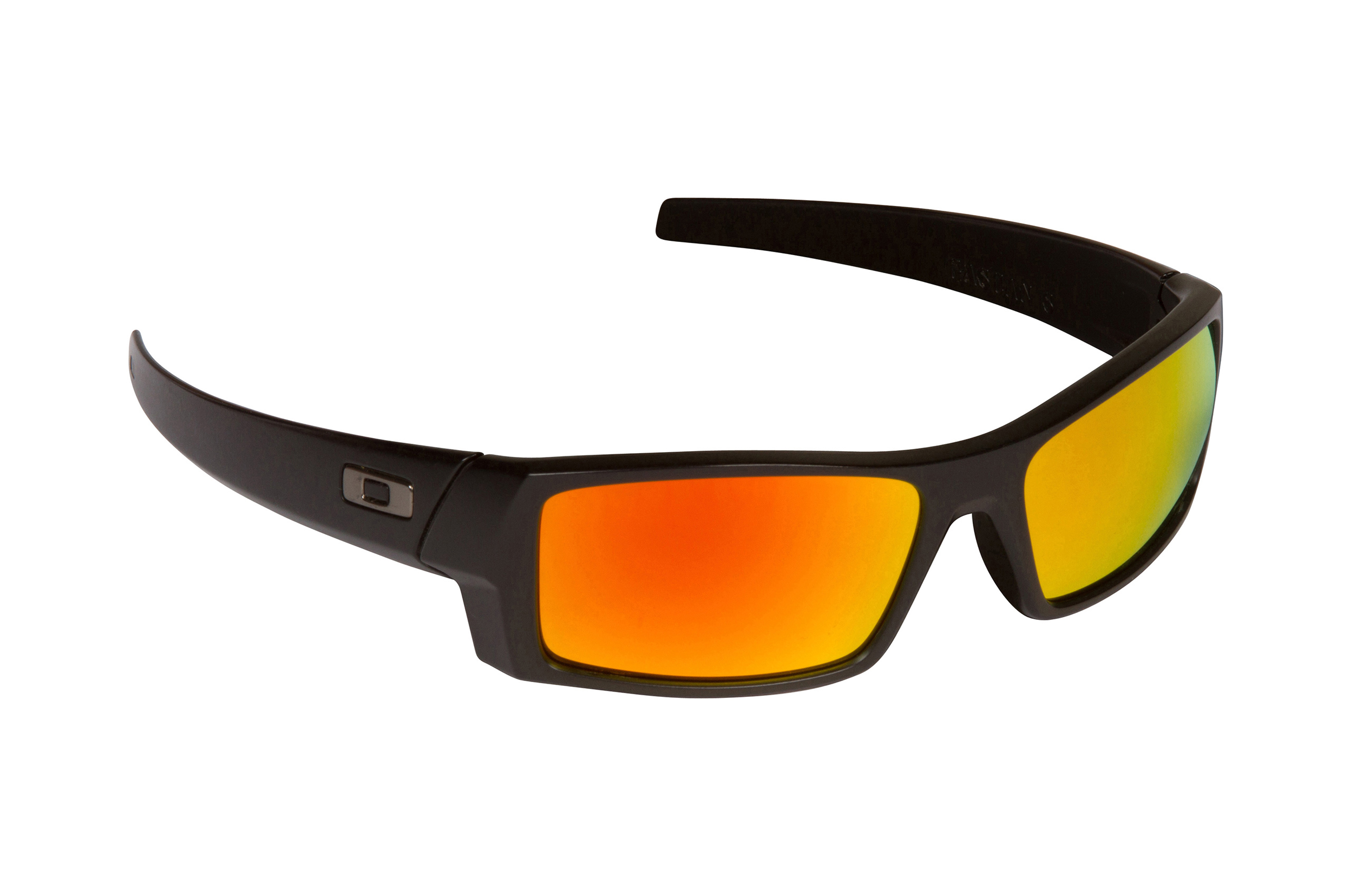 oakley gascan fire iridium  oakley gold iridium
