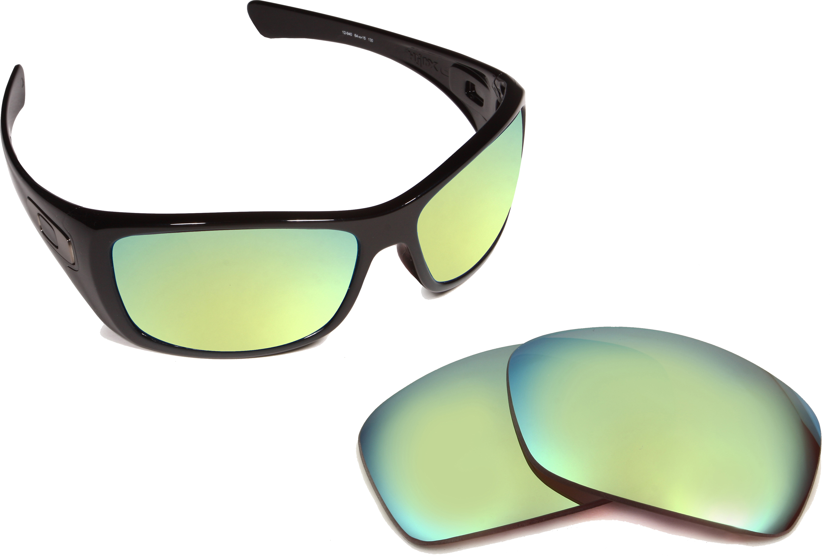f156d89c34 Oakley Hijinx Green Black Splatter