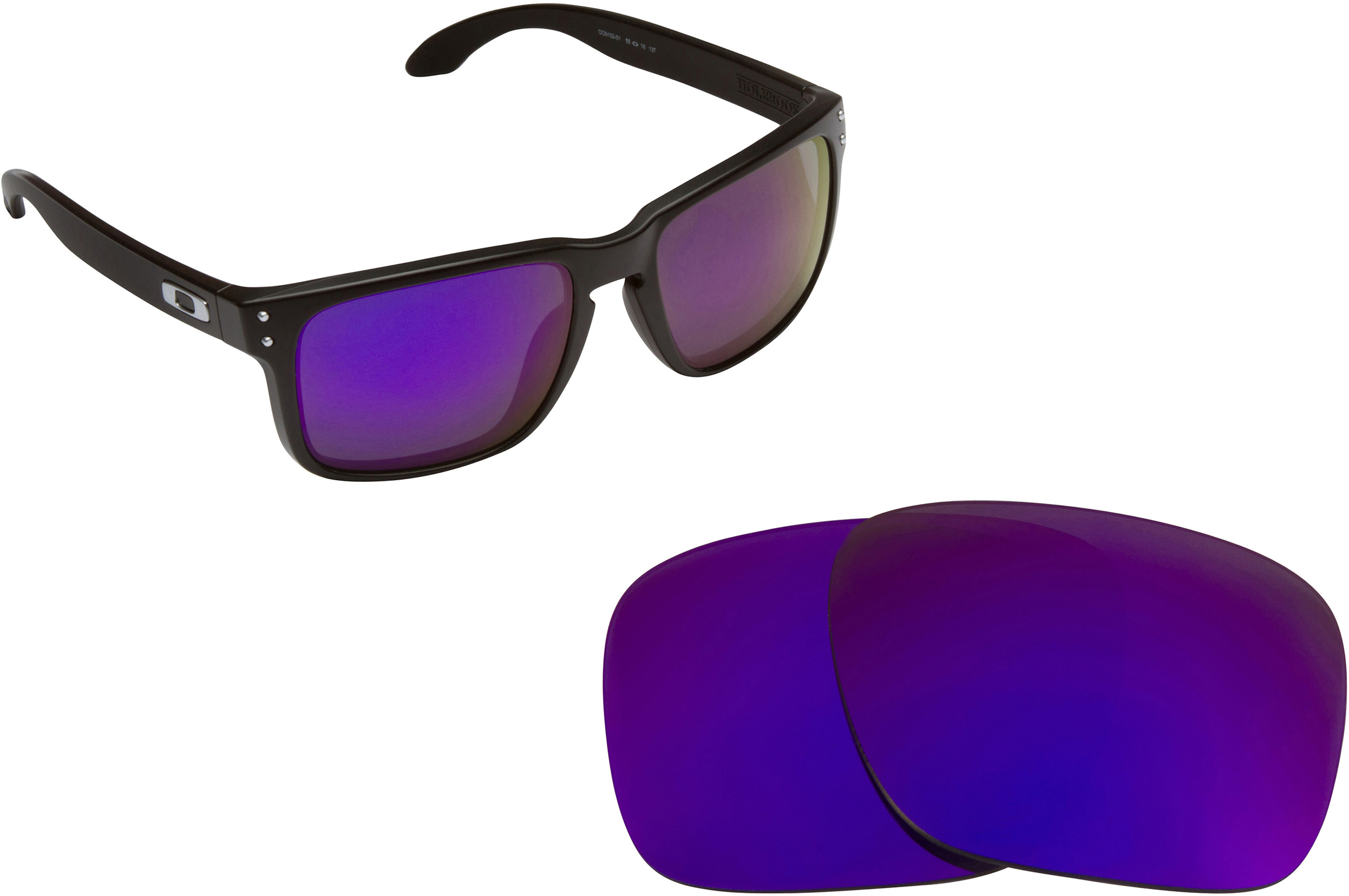 new seek replacement lenses for oakley sunglasses holbrook