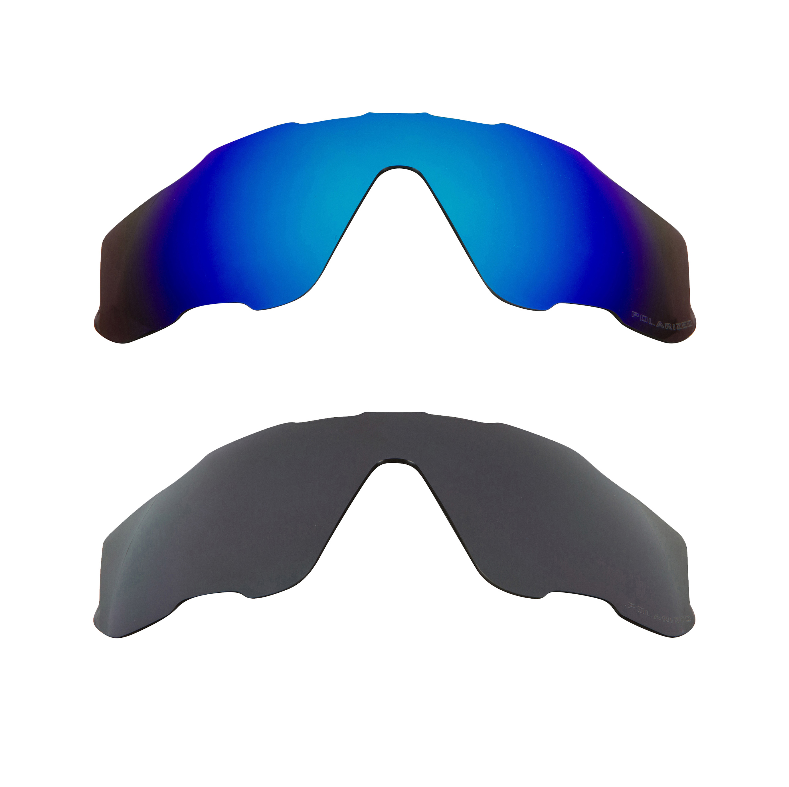 oakley a frame blue iridium