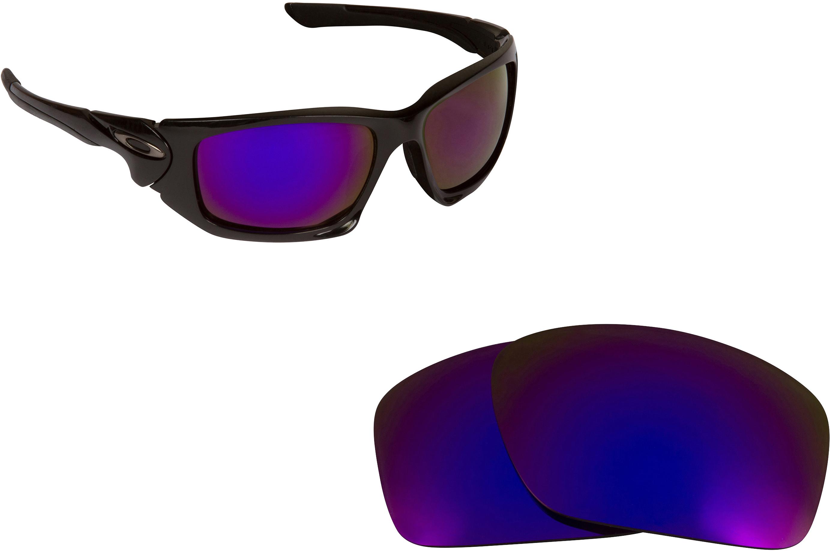 oakley 4 1 replacement lenses  oakley scalpel gold purple