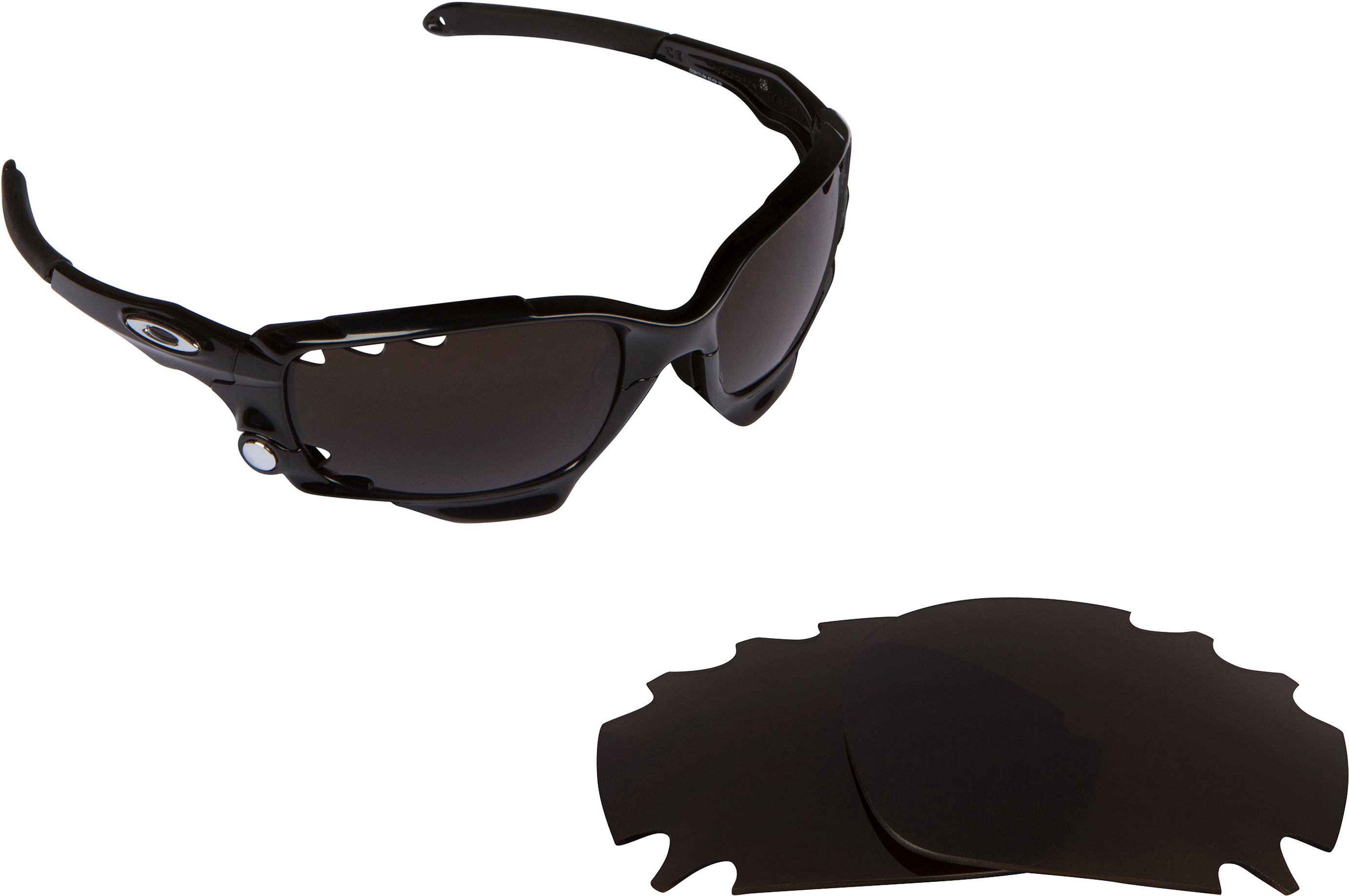 oakley racing jacket vented lenses
