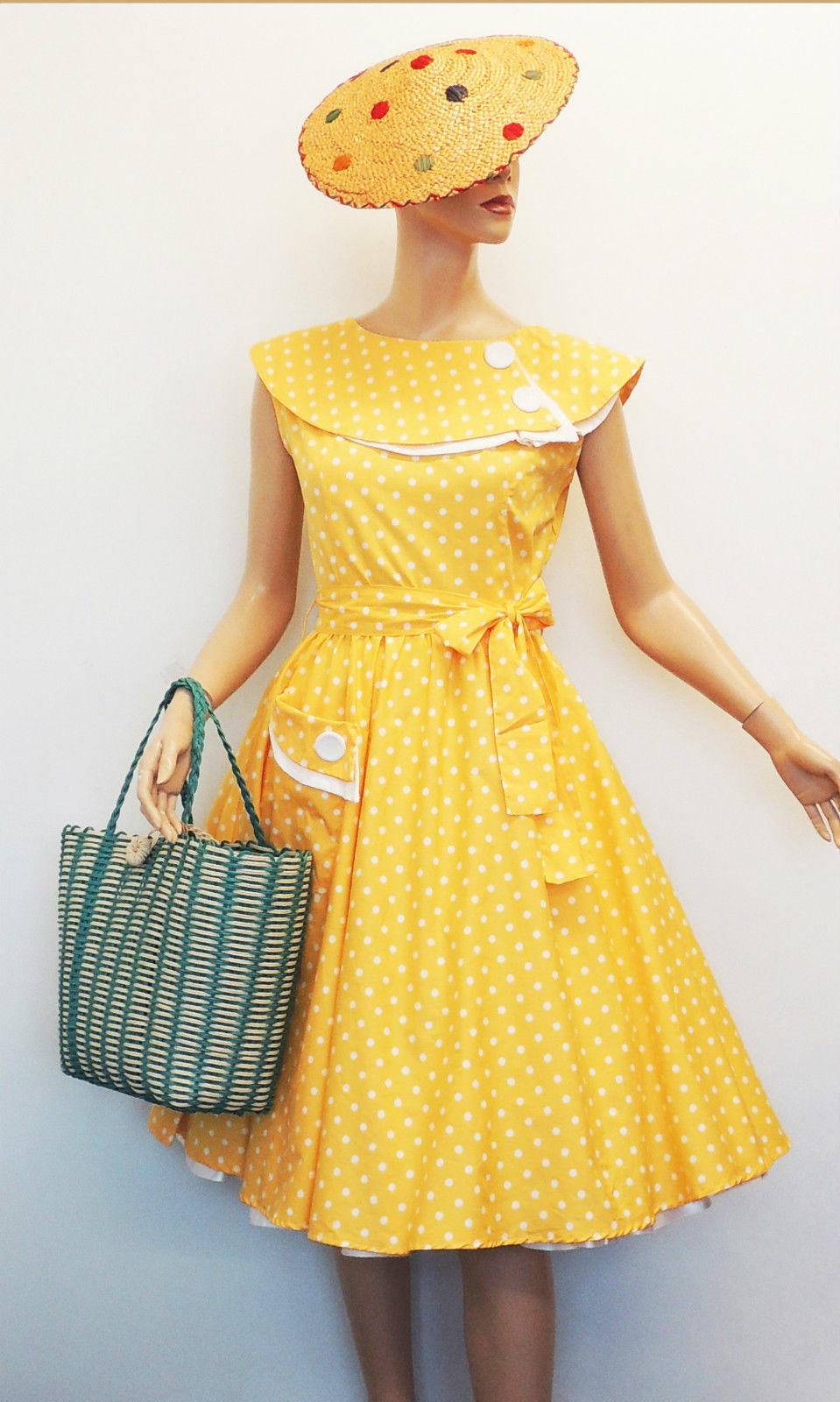 New Retro Vtg 1940's 50's style Plastic woven Beach Picnic Shopping Basket Bag