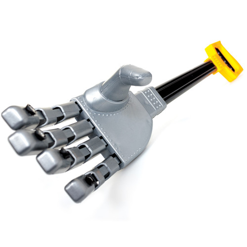 ROBOT CLAW GRABBER HAND Sci Fi Toy Novelty Kids Boys Mens Party Bag Filler Gift