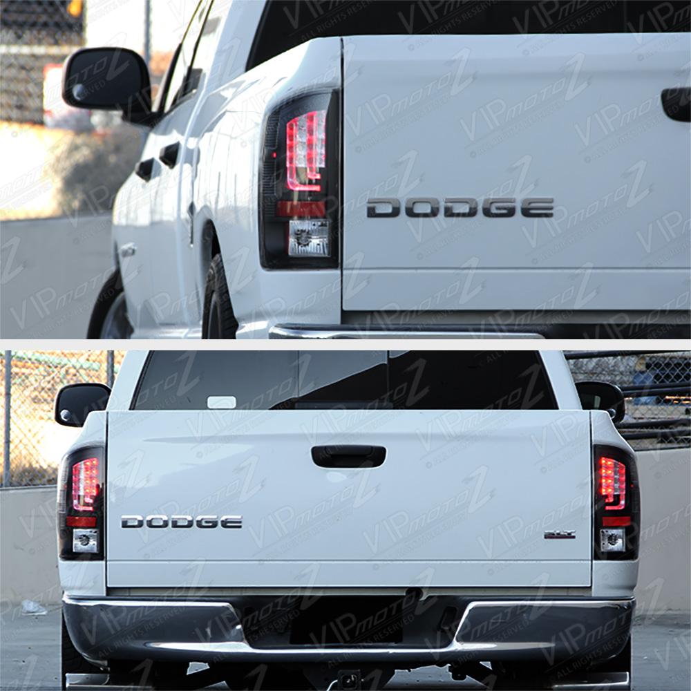 2003-2005 Dodge Ram 1500 3.7L Tail Lights Headlights