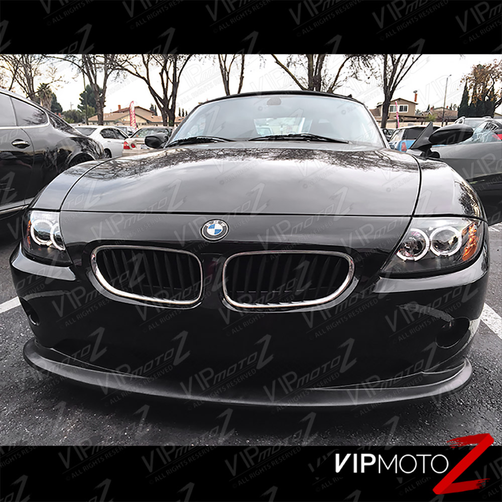 2009 Bmw Z4 Convertible: Faros Bmw Z4 Lupa Y Doble Ojo De Angel 2003 Al 2008