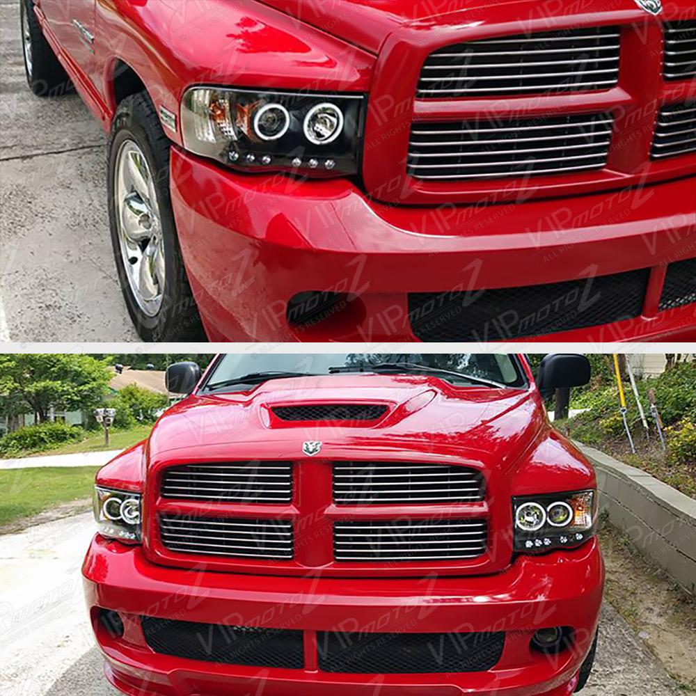 05 Dodge Ram: Dodge Ram 1500 HEMI Sport LED Third Brake+Bumper Fog
