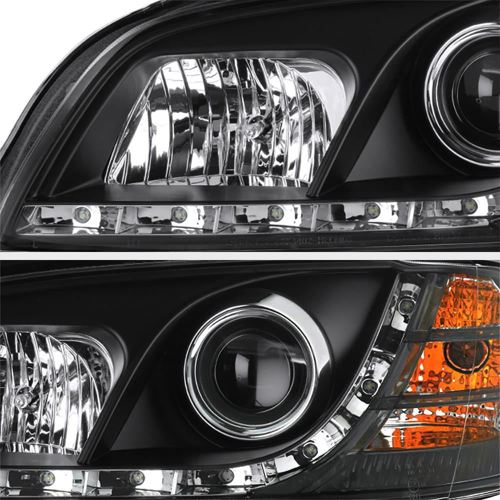 2008 2010 Pontiac G8 Best Looking Led Black Projector