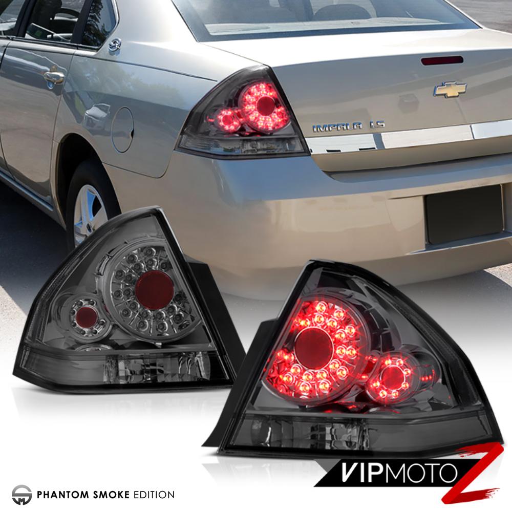 2006 2013 Chevy Impala Ls Lt Ss Phantom Smoke Smd High