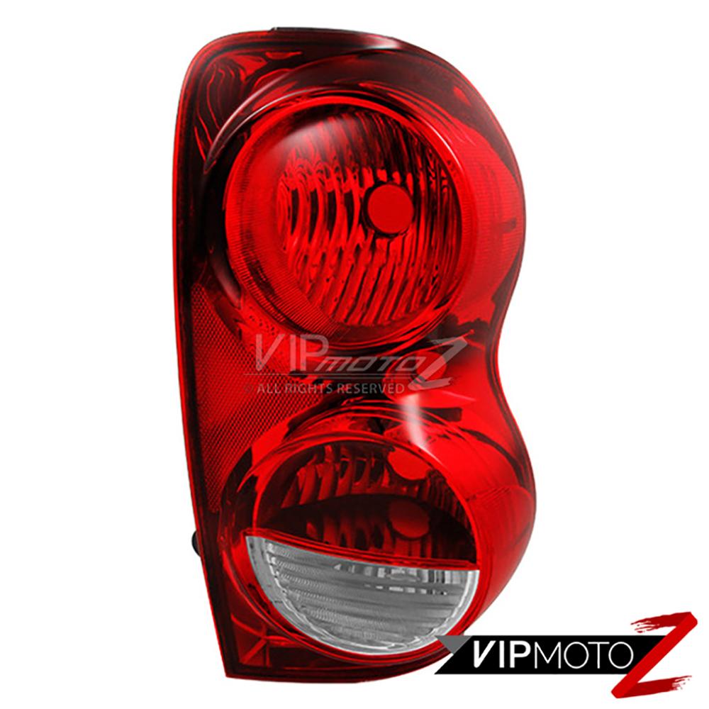 dodge durango 2004 2009 passenger side rear brake lamps tail lights. Black Bedroom Furniture Sets. Home Design Ideas