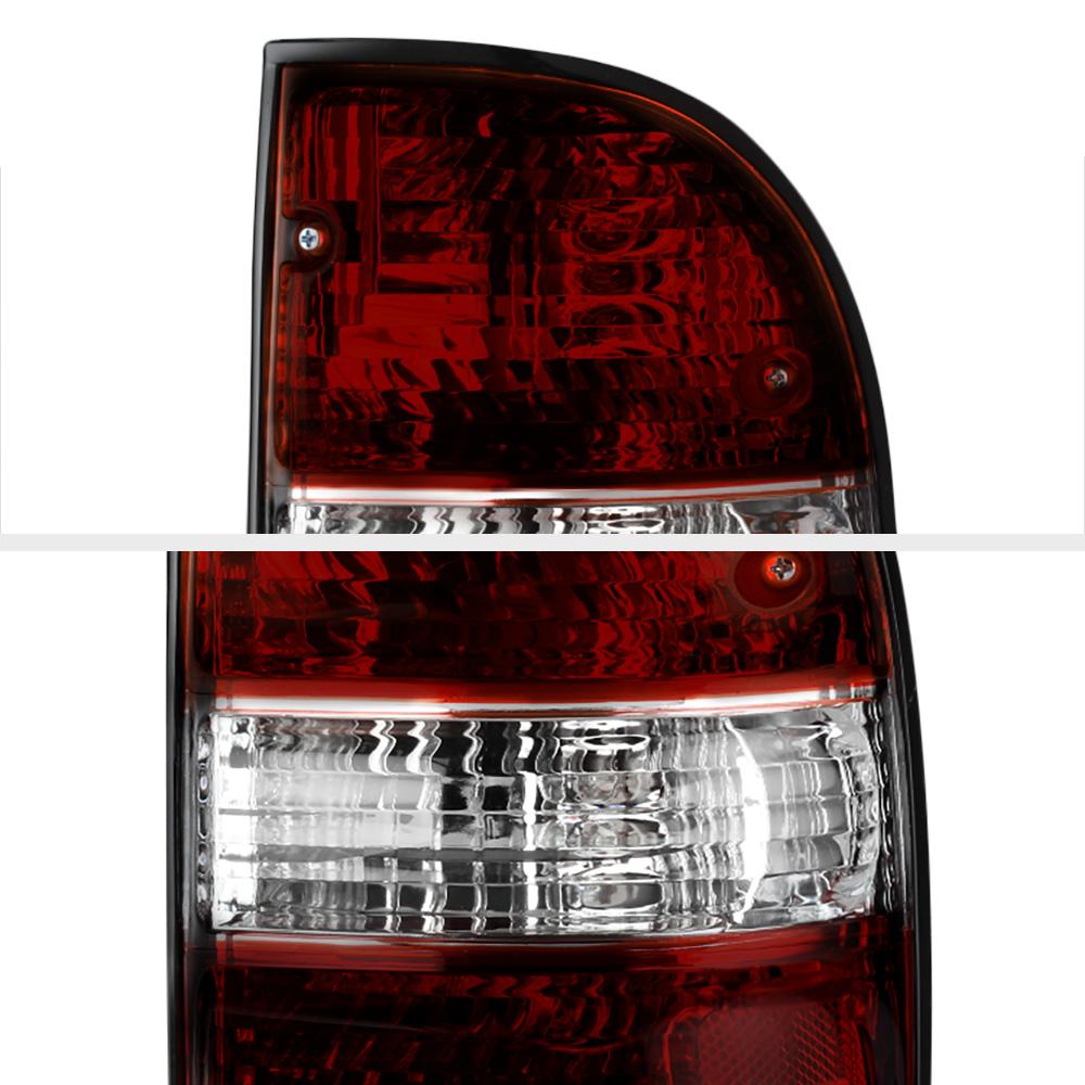 Toyota Tacoma 20012004 4X4 Smoke Tinted OE Style Tail Lights