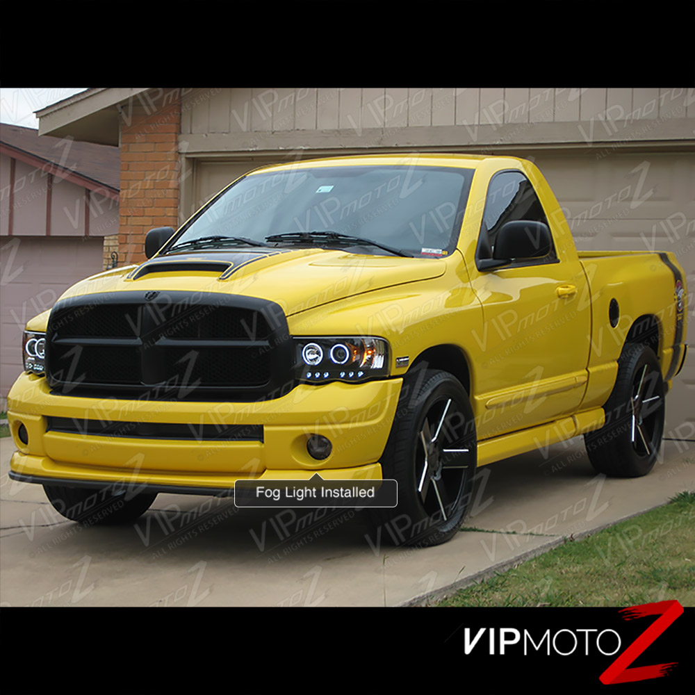 Dodge Ram 1500: 2002-2005 Dodge Ram 1500 2500 3500 Smoke LED Third Brake