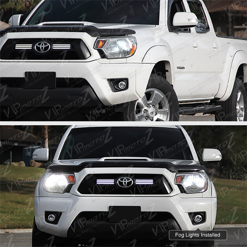 2012 2015 toyota tacoma x runner pre runner halo projector. Black Bedroom Furniture Sets. Home Design Ideas