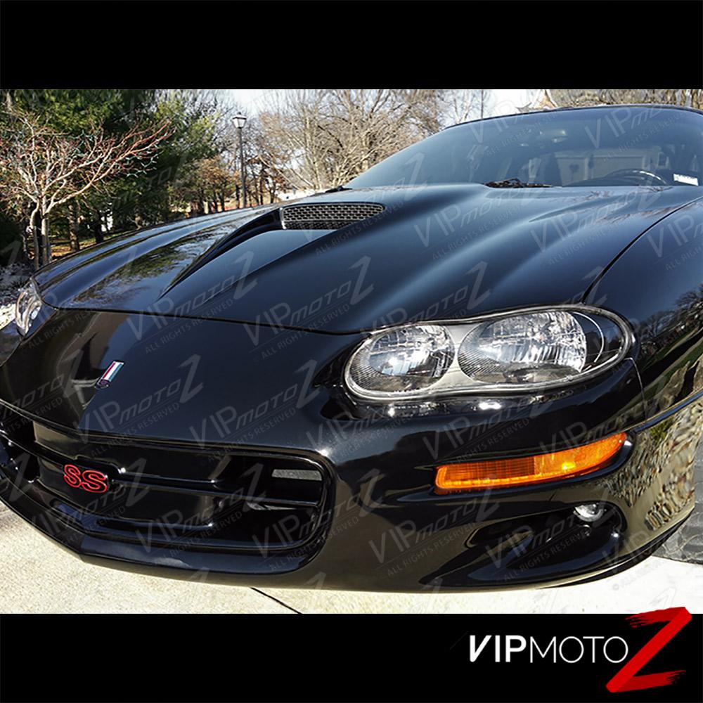1998-2002 Chevrolet Camaro Base Z28 SS LS1 5.7L Black