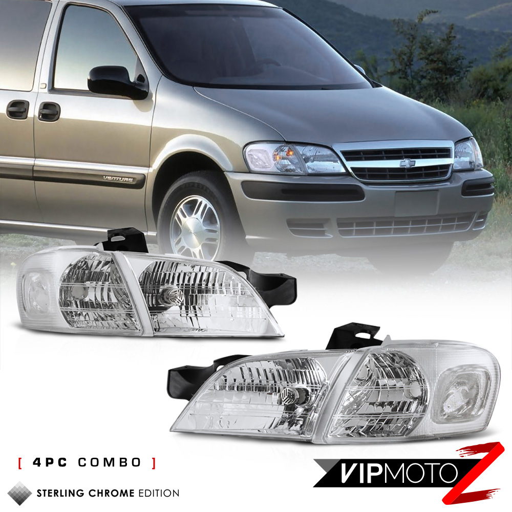 2005 Chevrolet Venture Passenger Camshaft: 1997-2005 Chevy Venture Pontiac Montana 4PC COMBO Chrome