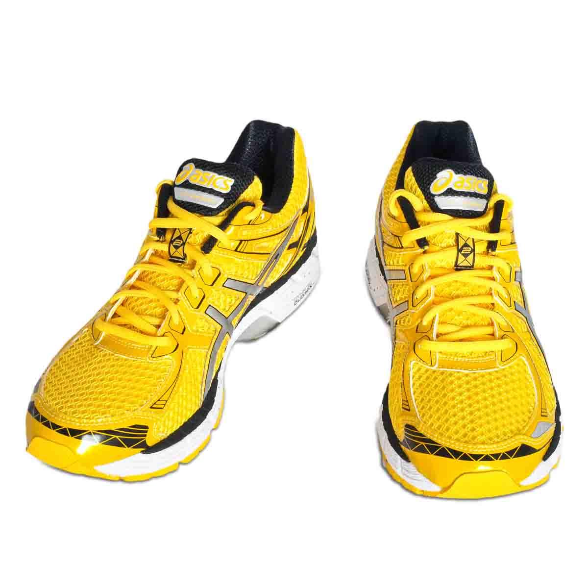 asics mens running shoes gt 2000 2 size uk 8 16 ebay
