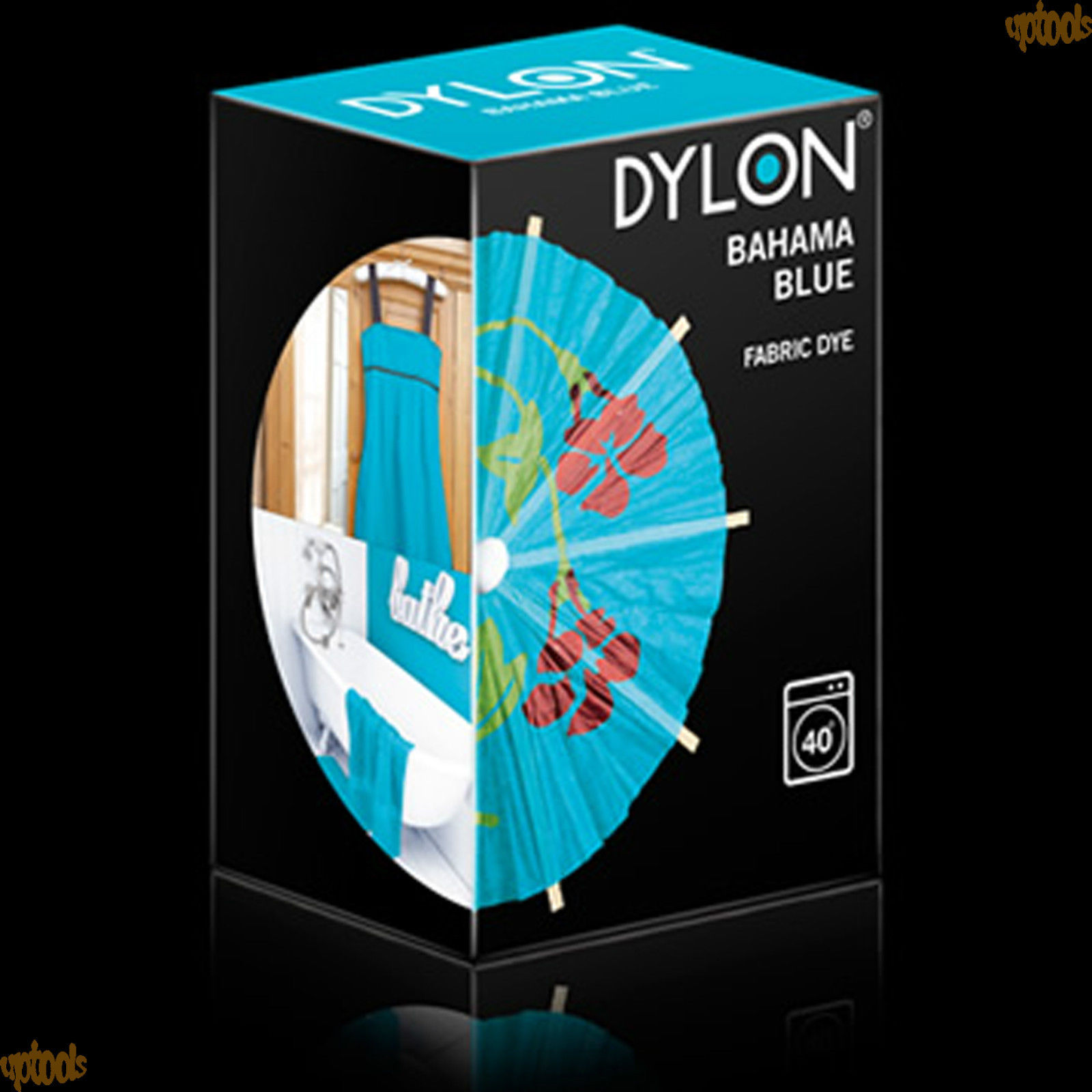 DYLON-Machine-Wash-Fabric-Clothes-Dye-200g-Brand-New-In-Box-ALL-COLOURS