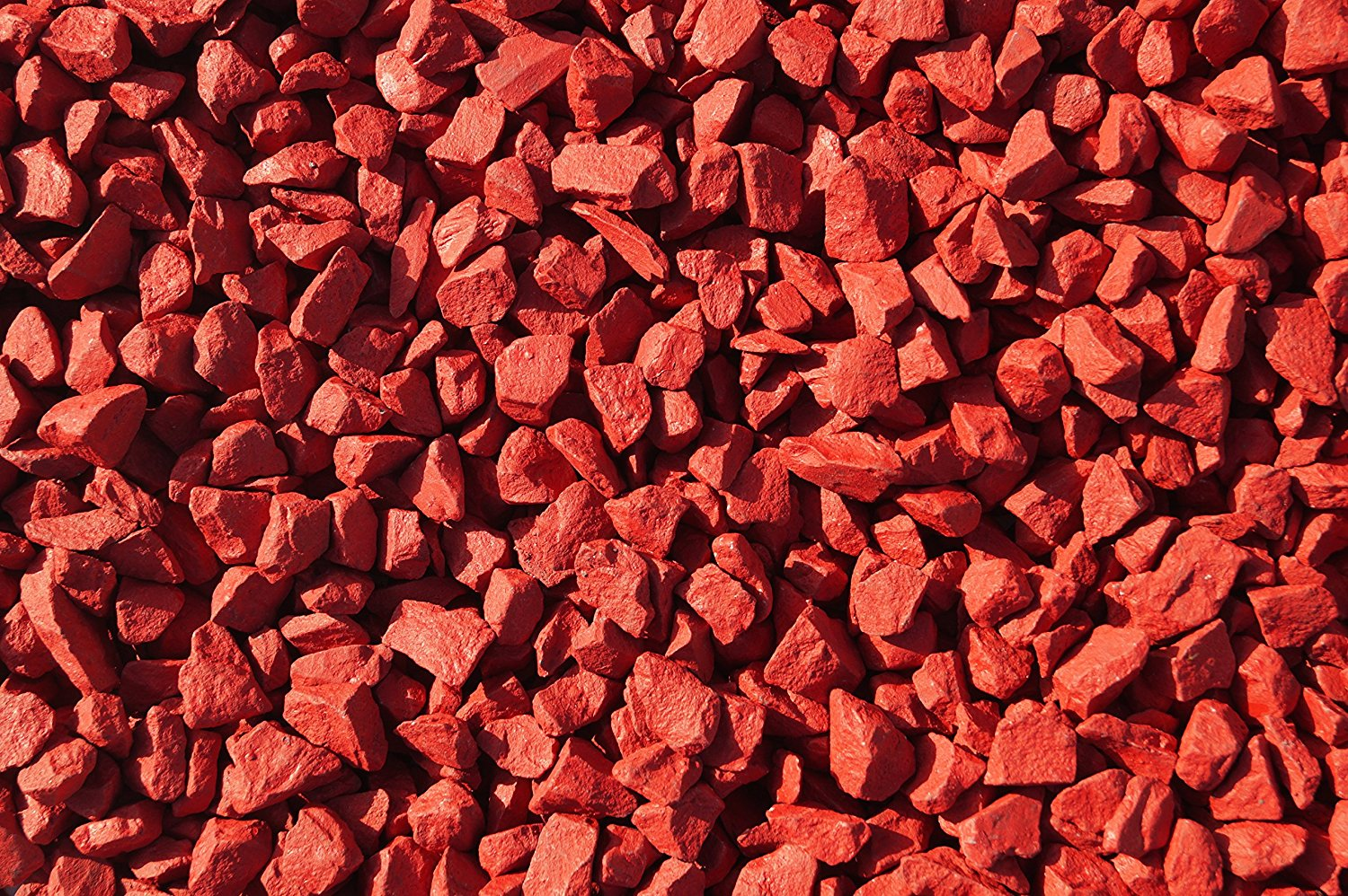 Rockin colour decorative garden stones coloured gravel for Red decorative rocks for landscaping