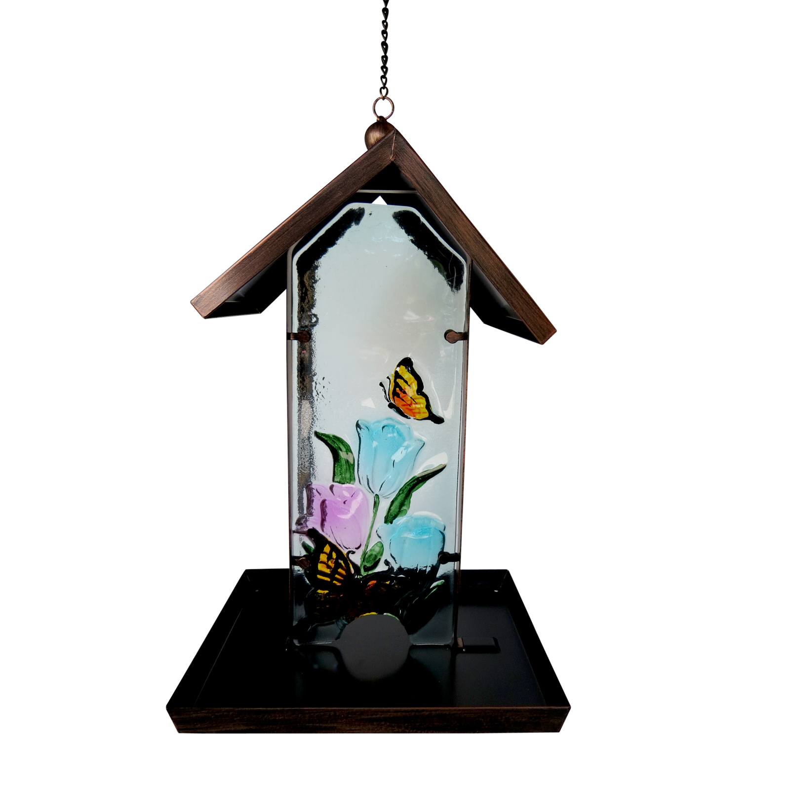 Hampton Direct Butterfly Bird House - Decorative & Great For Yard, Garden, Home at Sears.com