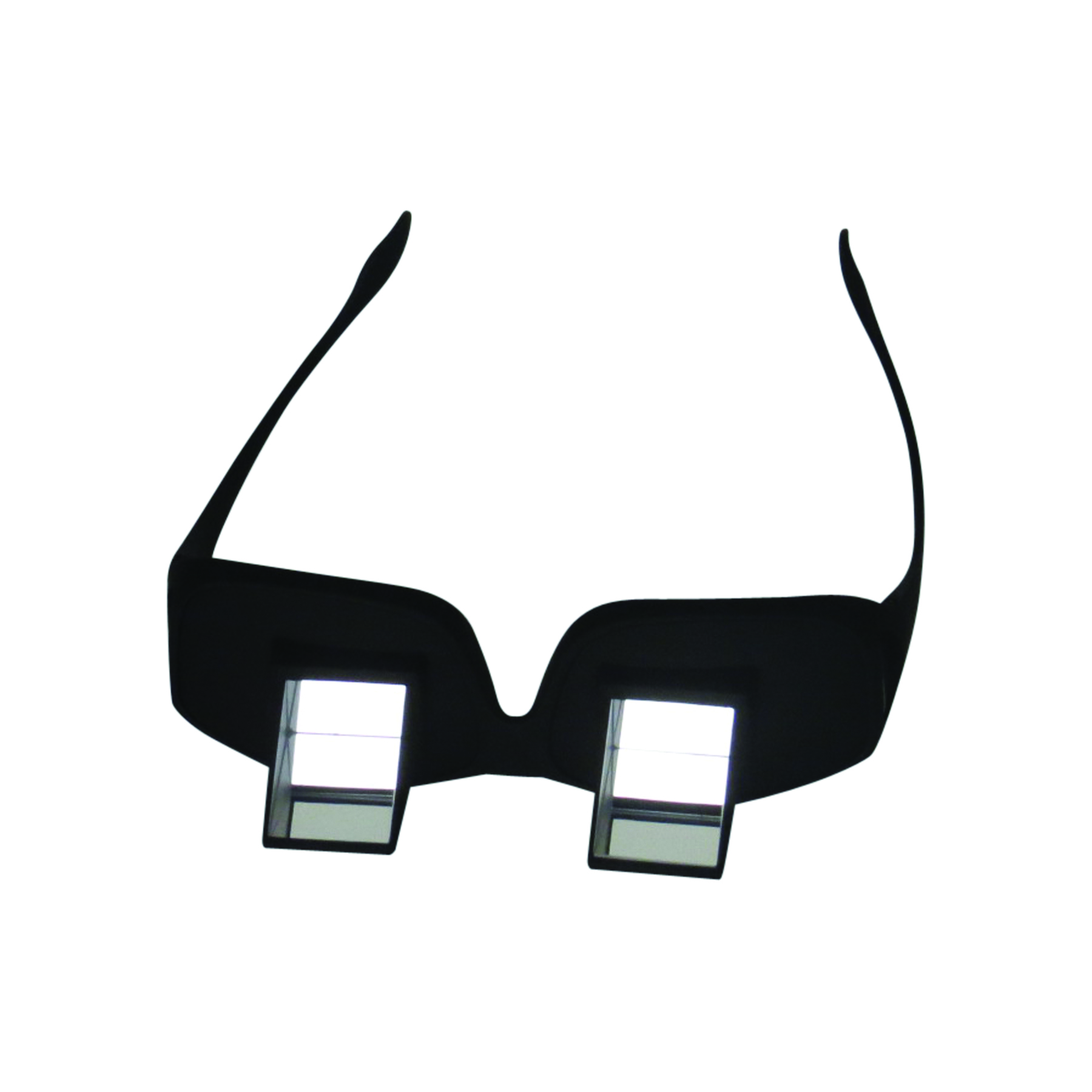 evelots 174 prism bed specs laying in tv book reading glasses