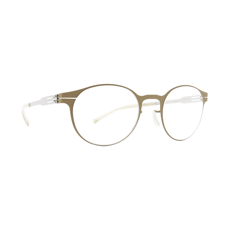 Ic Berlin Eyeglasses Frames Model Wissam : ic! Berlin 125 Foxweg Eyeglasses Desert Gold Frame / RX ...