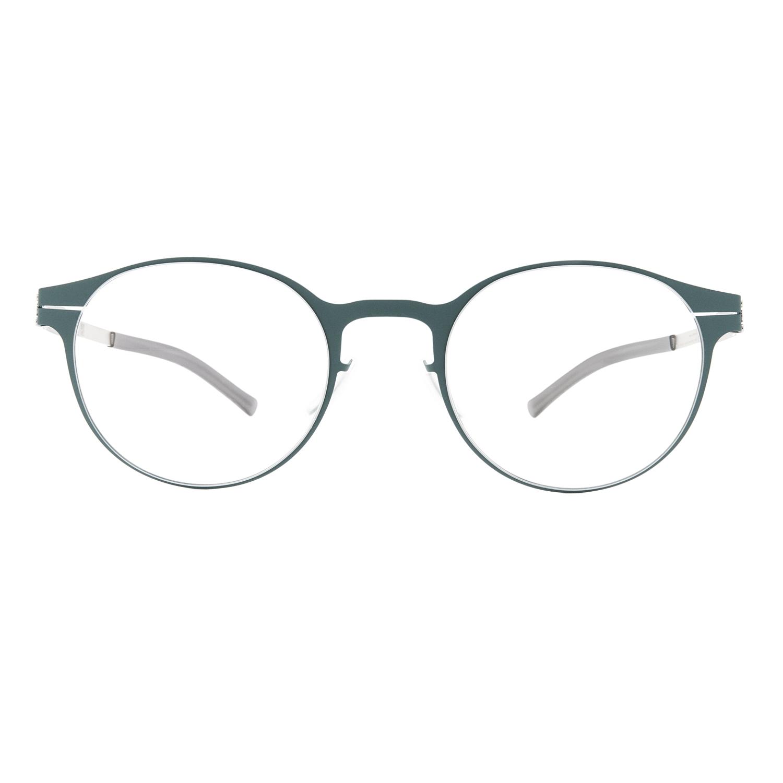 Aqua Blue Glasses Frames : IC Berlin 125 Foxweg Eyeglasses Aqua Blue Green Frame RX ...