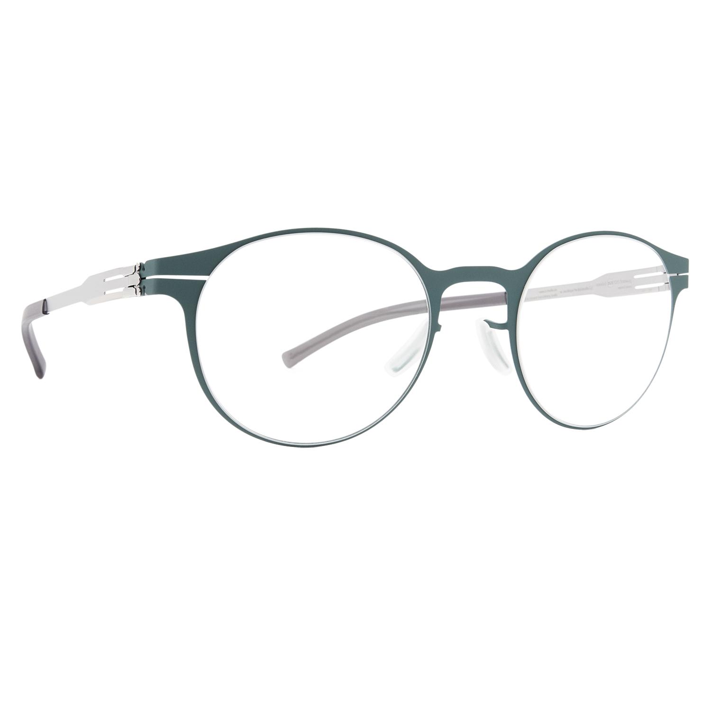 ic! Berlin 125 Foxweg Eyeglasses Aqua Blue Green Frame ...