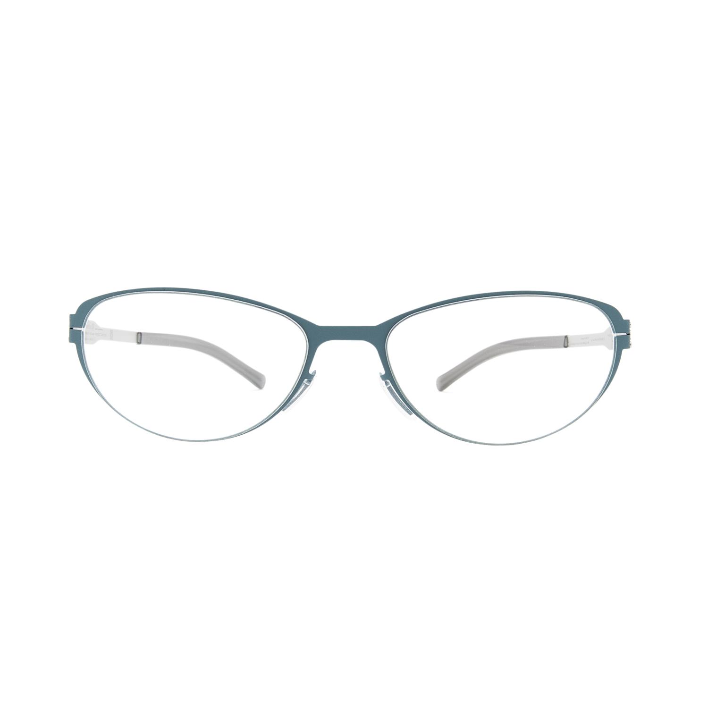 Aqua Blue Glasses Frames : ic! Berlin Rossana P Eyeglasses Aqua Green Blue Frame / RX ...