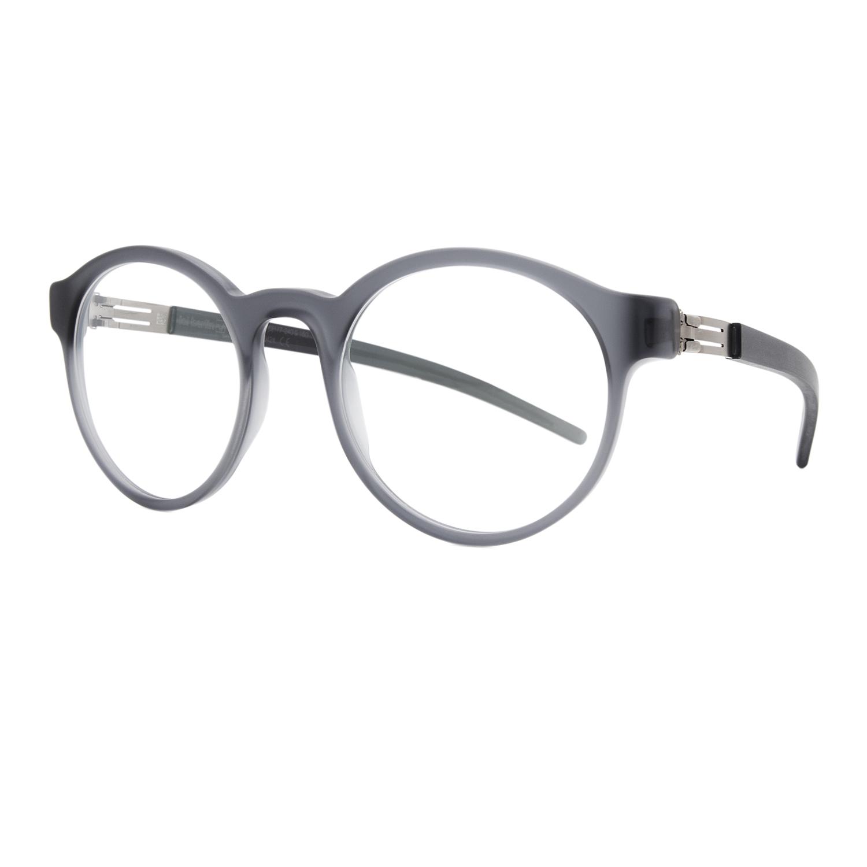 ic berlin werner a eyeglasses blue atlantic matte frame