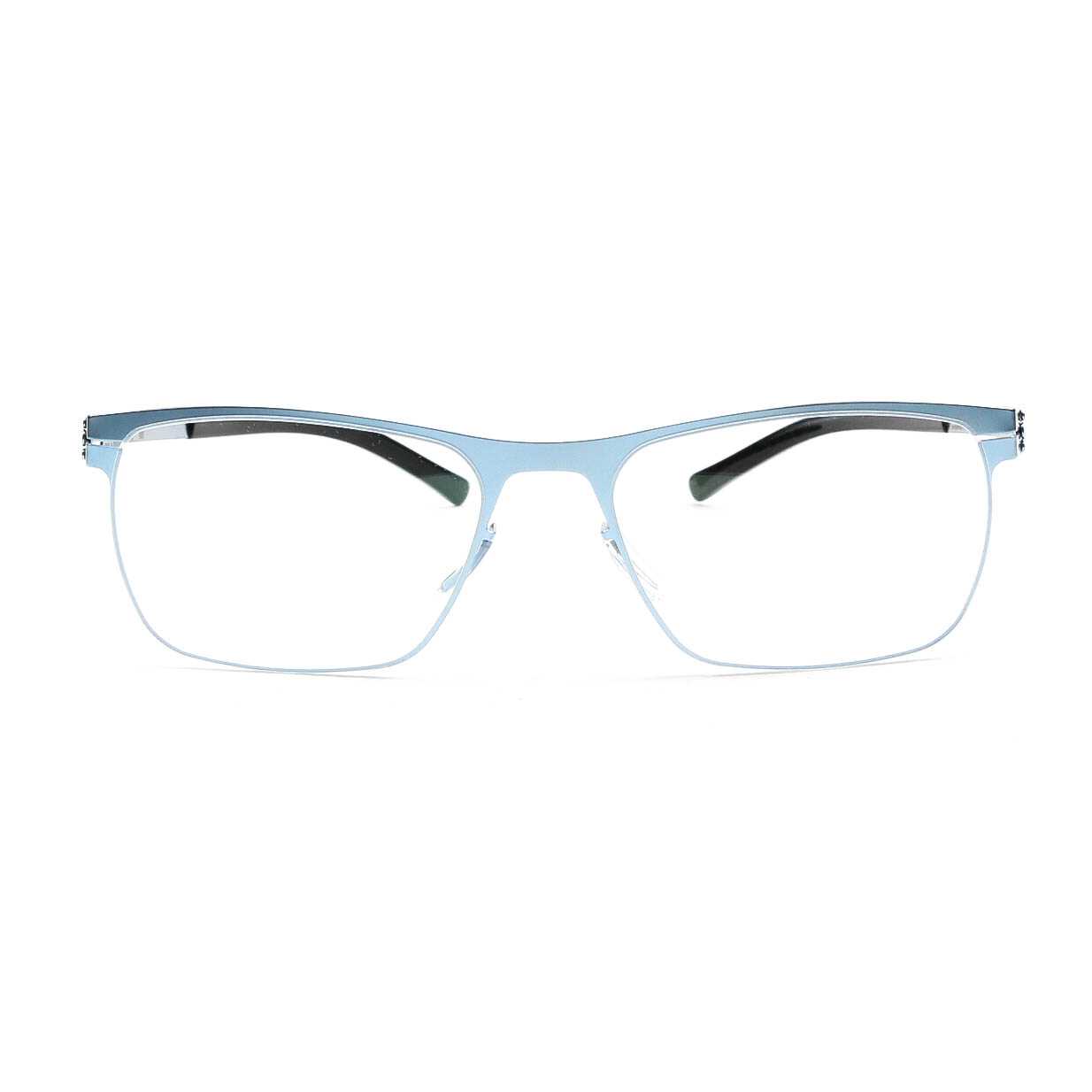Ic Berlin Eyeglasses Frames Model Wissam : ic! berlin M1221 Julius Eyeglasses Electric Light Blue ...