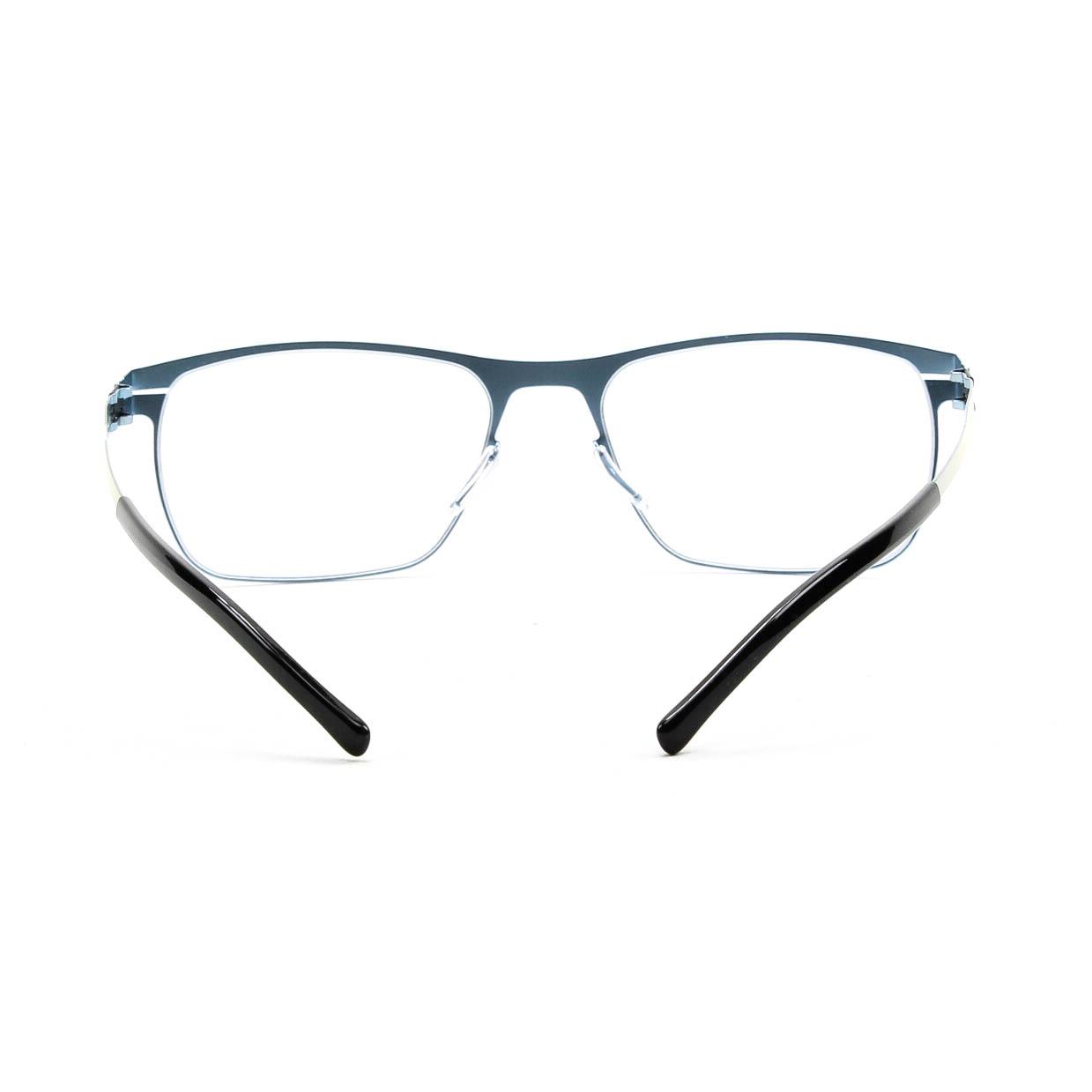 Pale Blue Glasses Frames : ic! berlin M1221 Julius Eyeglasses Electric Light Blue ...