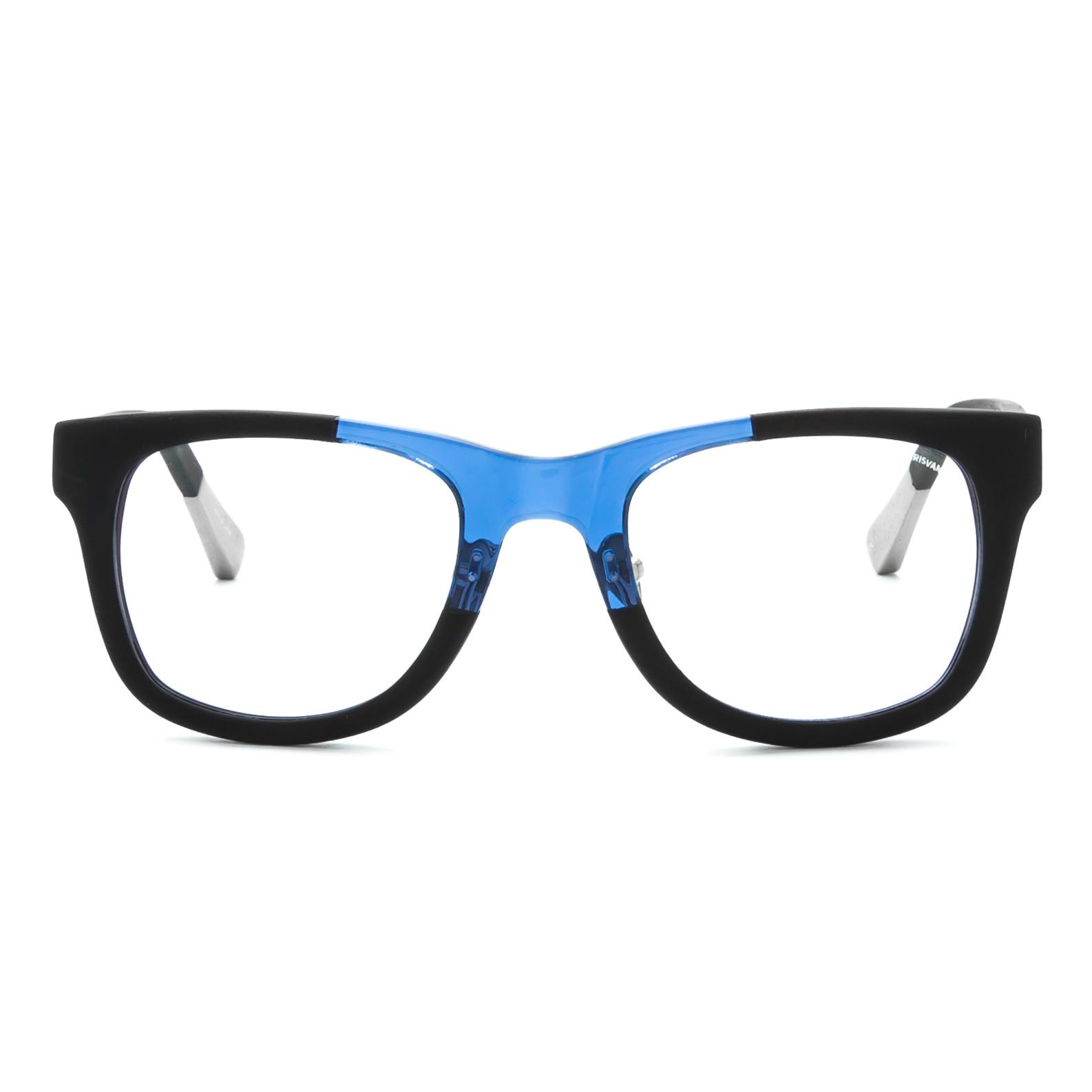Linda Farrow GalleryxKris Van Assche KVA 37 Eyeglasses ...