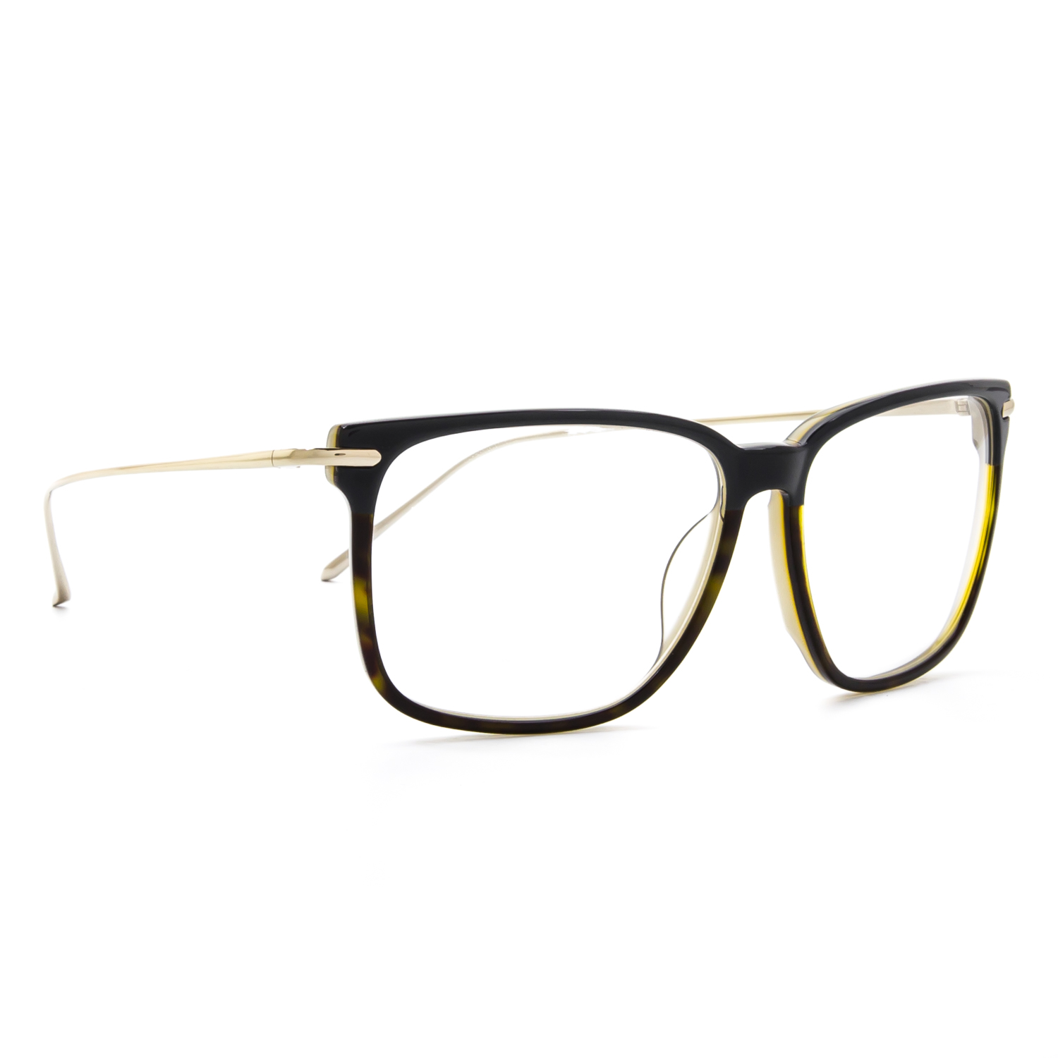 farrow luxe 150 square eyeglasses c3 blue