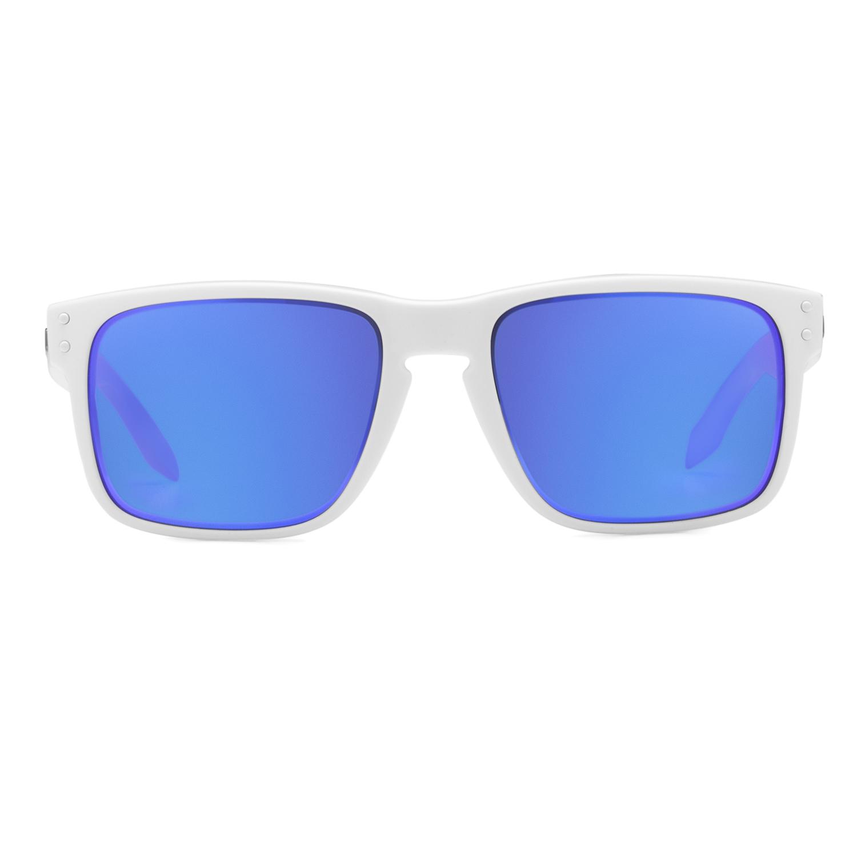 HOT Design Women Flower Sunglasses Black ampWhite Snowflake