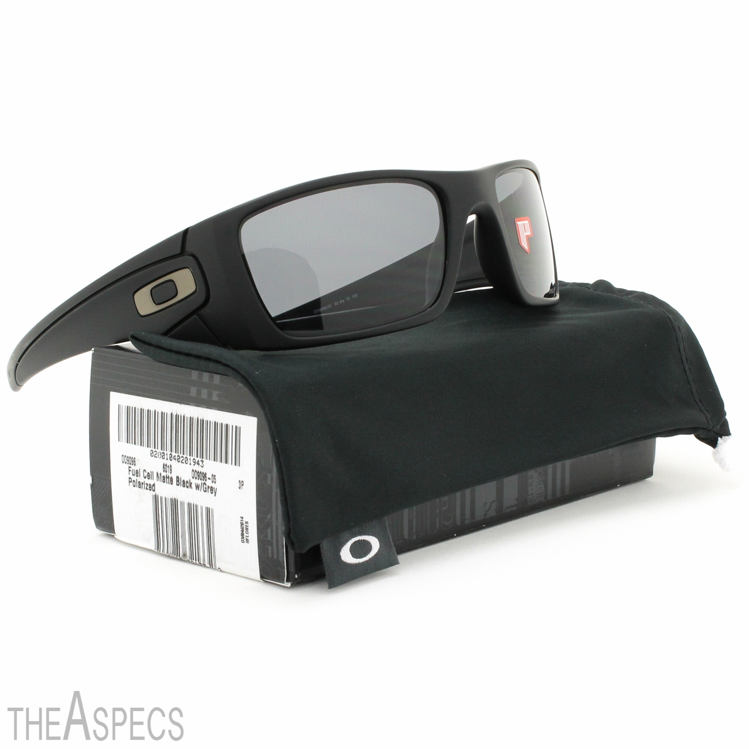 oakley cerakote fuel cell  oakley polarized fuel