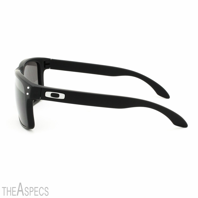 oakley holbrook sunglasses black frame black lens