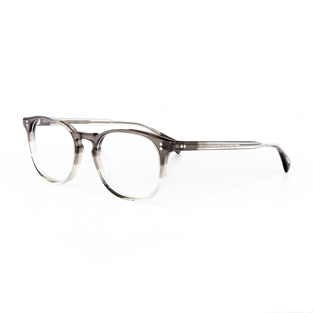 Glasses Frame Fading : Oliver Peoples OV5298U Finley ESQ Eyeglasses Vintage Grey ...