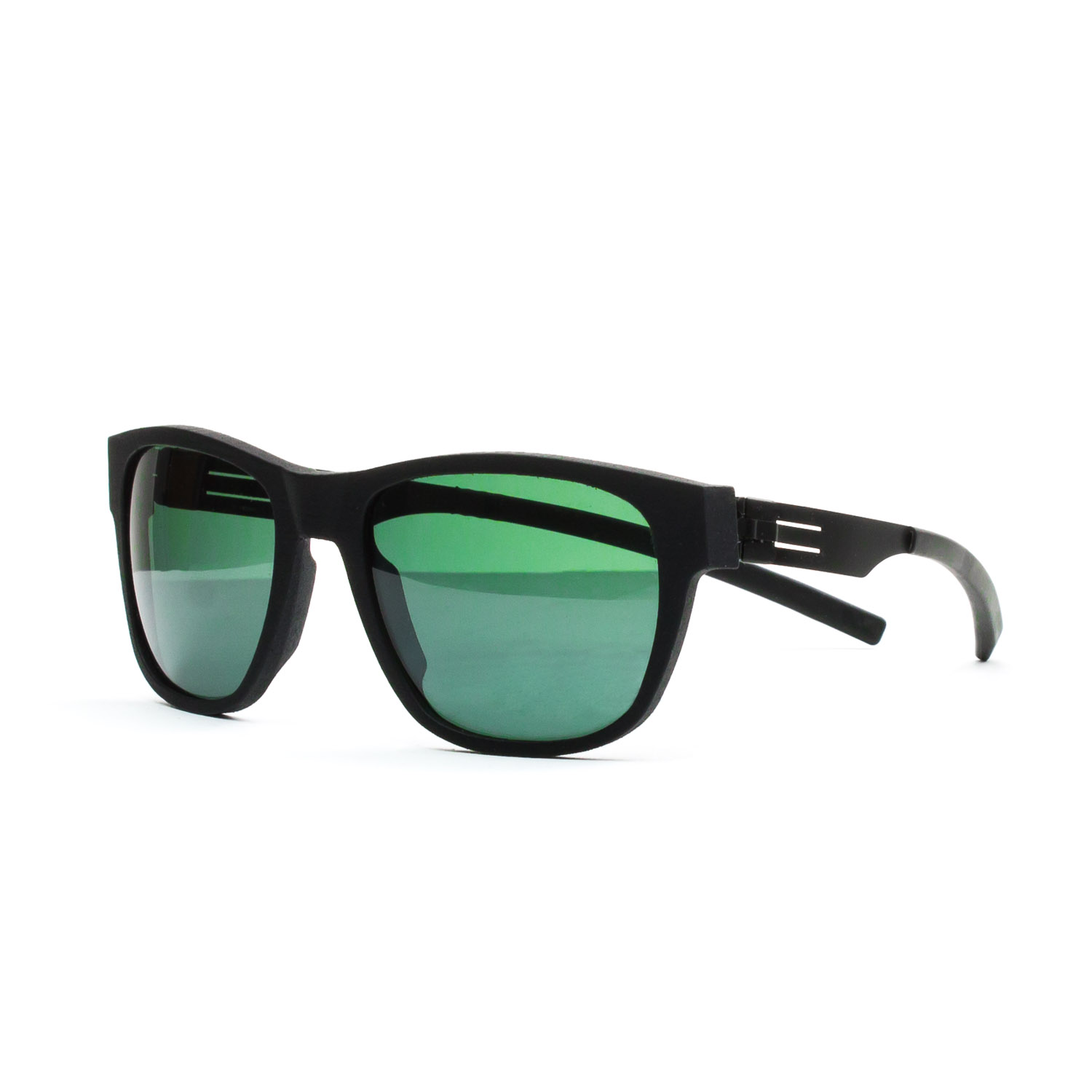 Ic berlin p0002 rapo 2 sunglasses black with frozen for Wayfare berlin