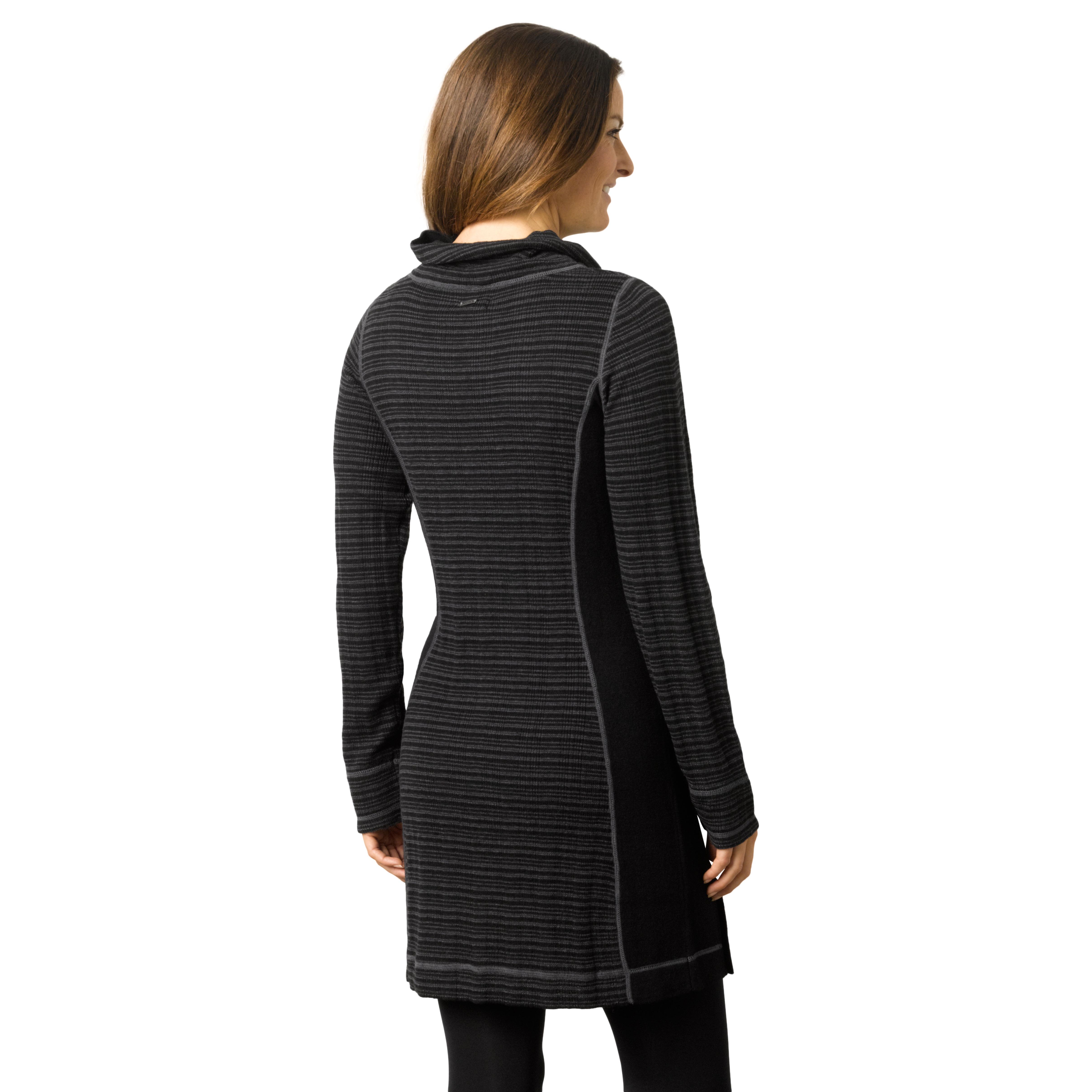 Prana women 39 s kelland dress coal m ebay for Prana women s shirts
