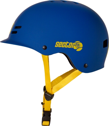 SECTOR 9 UNION SKATE HELMET L-BLUE at Sears.com