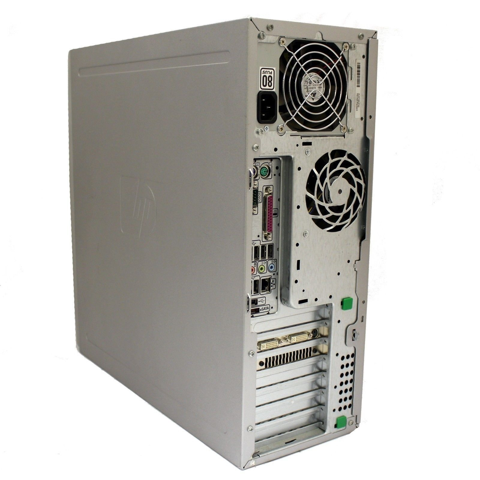 HP XW4600 Workstation Tower PC Core 2 Duo 2.33GHz 4GB RAM ...