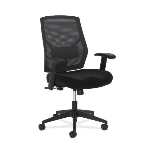 This HON Crio high-back task chair gives you advanced features at a compelling