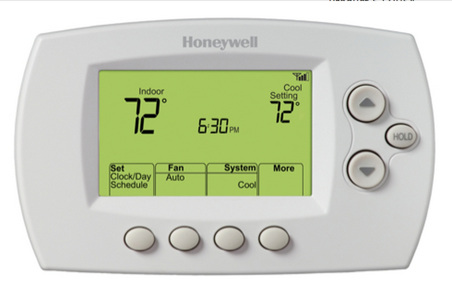 Honeywell TH6320WF1005 Wi-Fi FocusPro 7 Day Programmable Thermostat