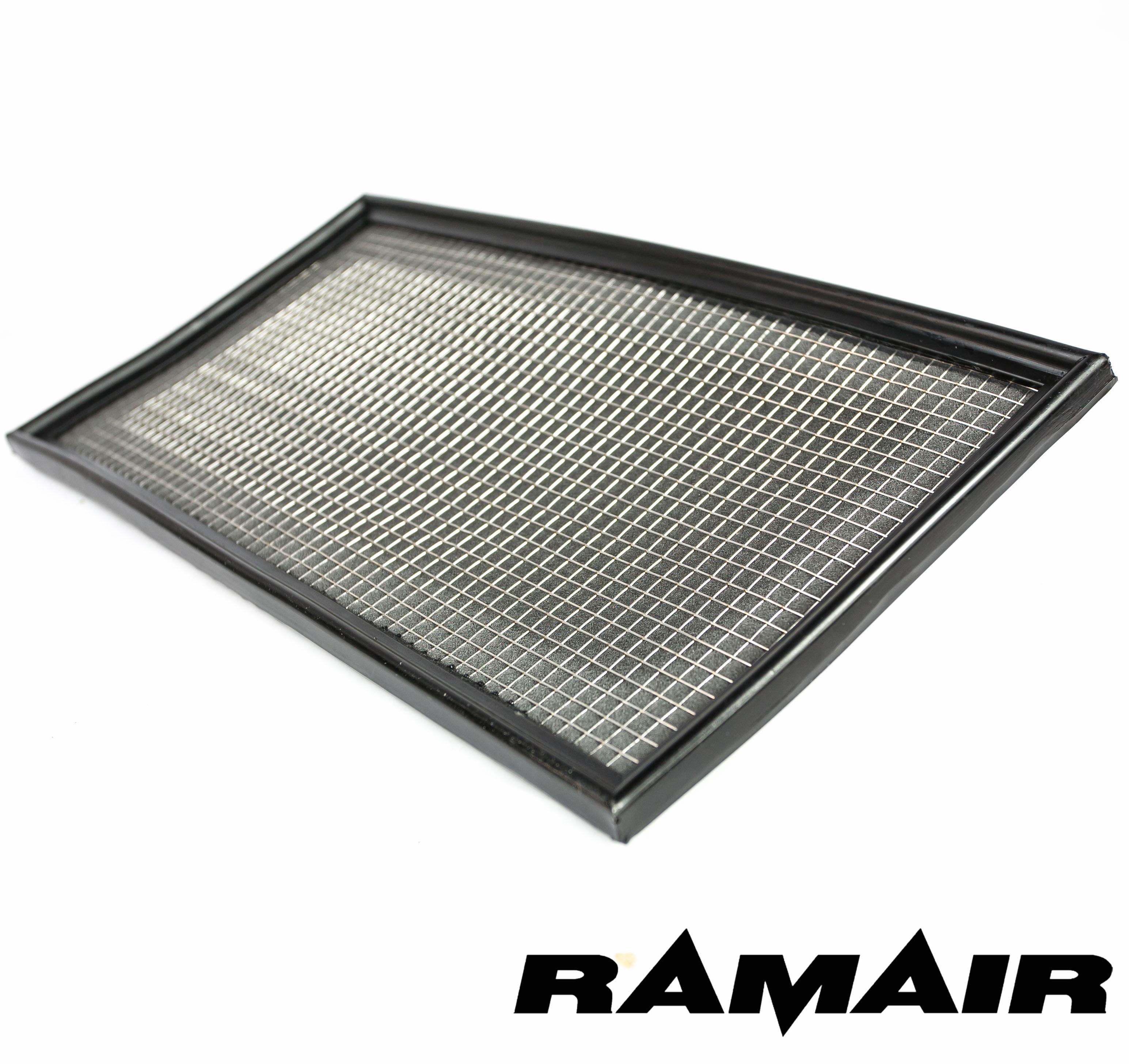 Ramair pannello di ricambio filtro aria per vw golf mk4 for Filtro aria cabina da golf vw