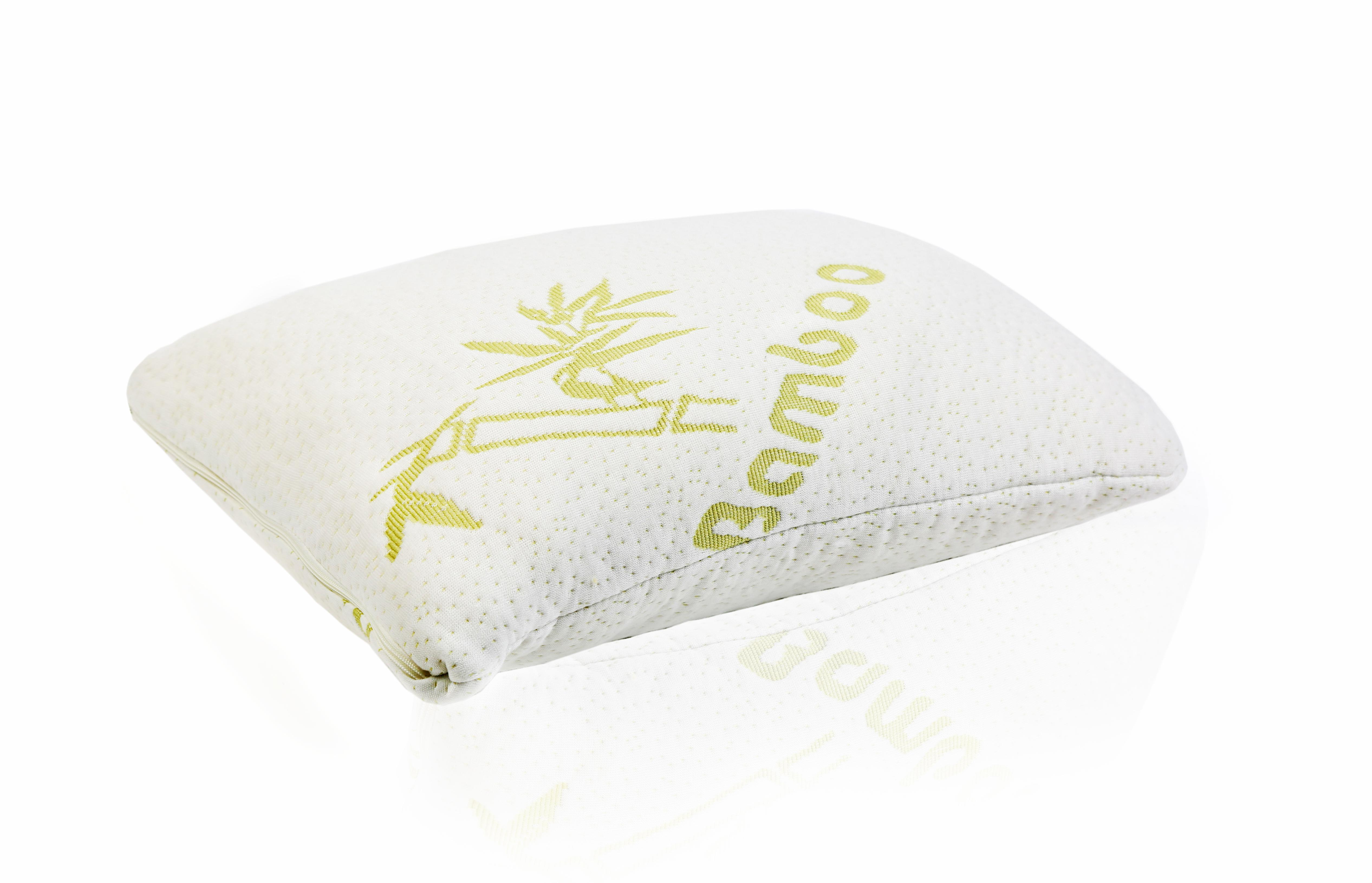 memory foam pillow lifespan
