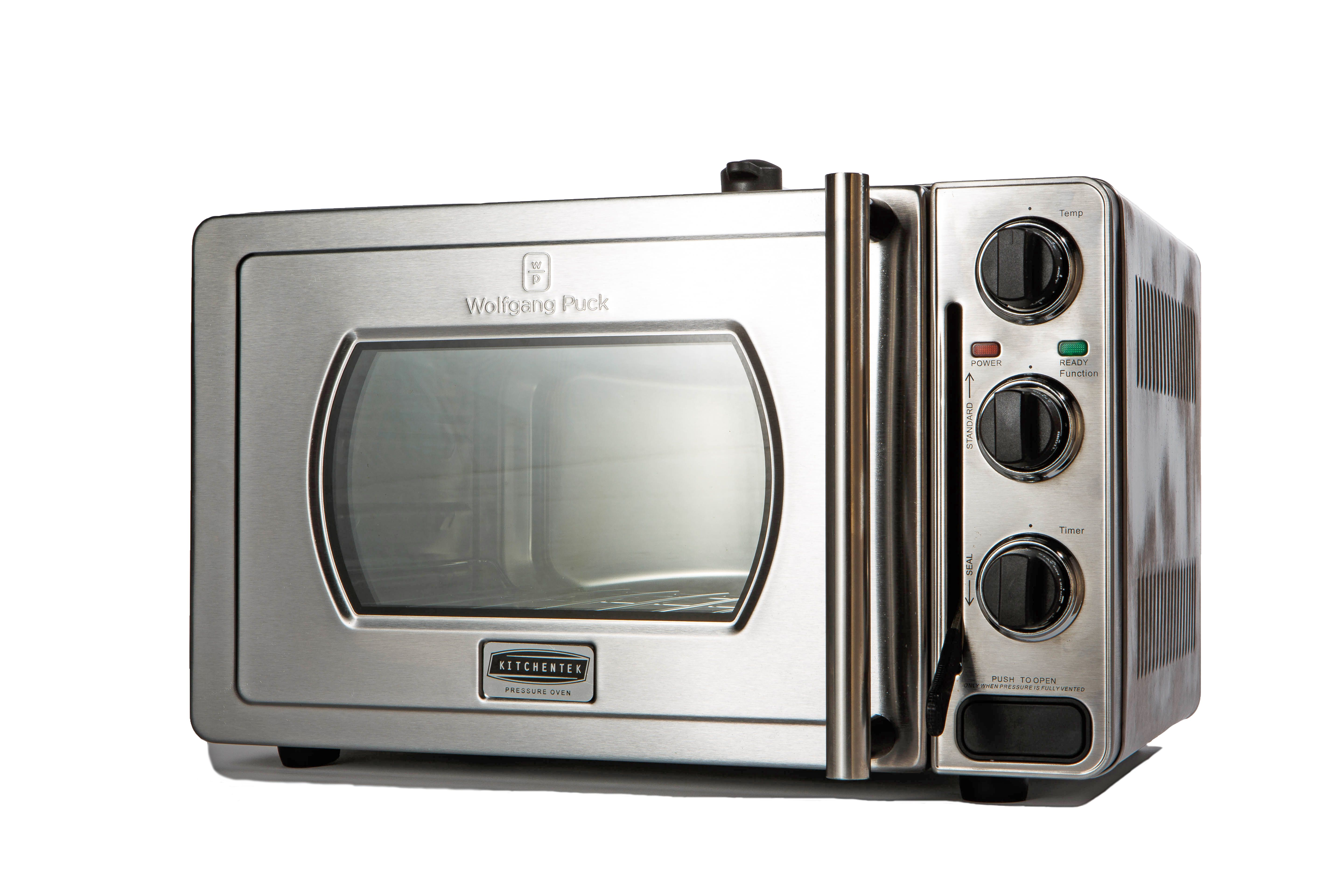 ... Ovens > See more Wolfgang Puck Pressure Oven Essential 22L Stai